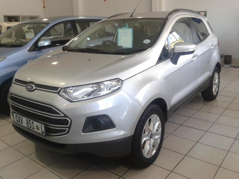 Ford EcoSport 1.0 2013 photo - 11