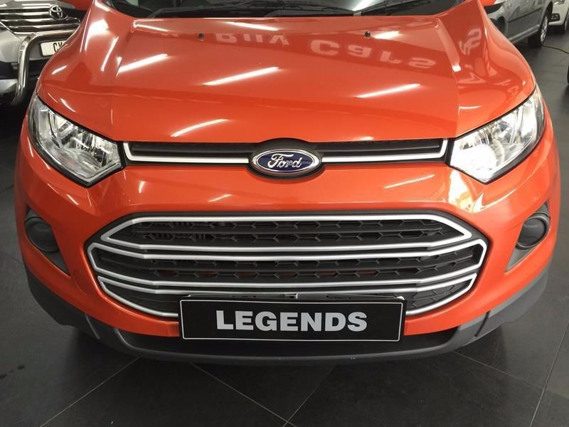 Ford EcoSport 1.0 2013 photo - 2