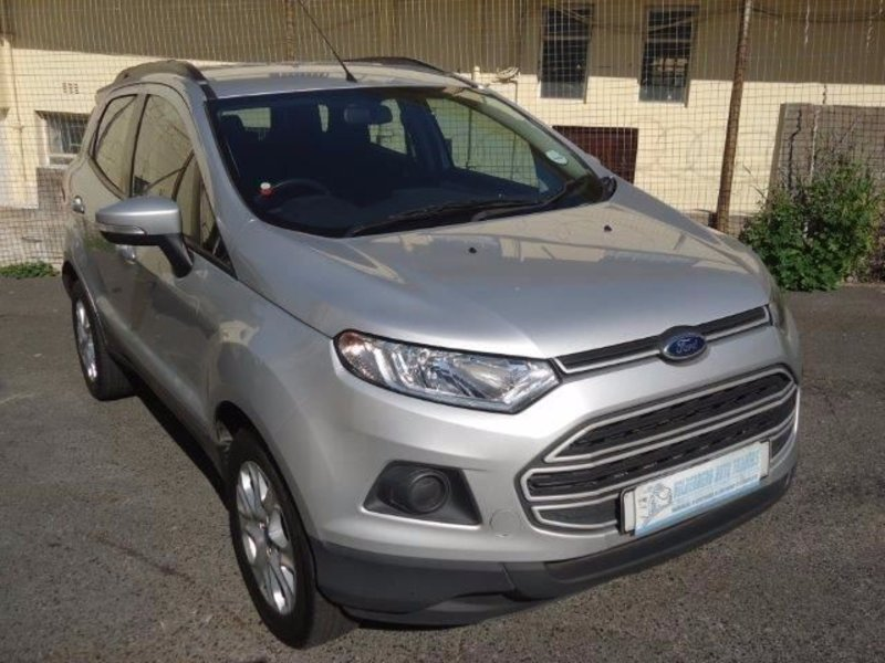 Ford EcoSport 1.0 2013 photo - 3