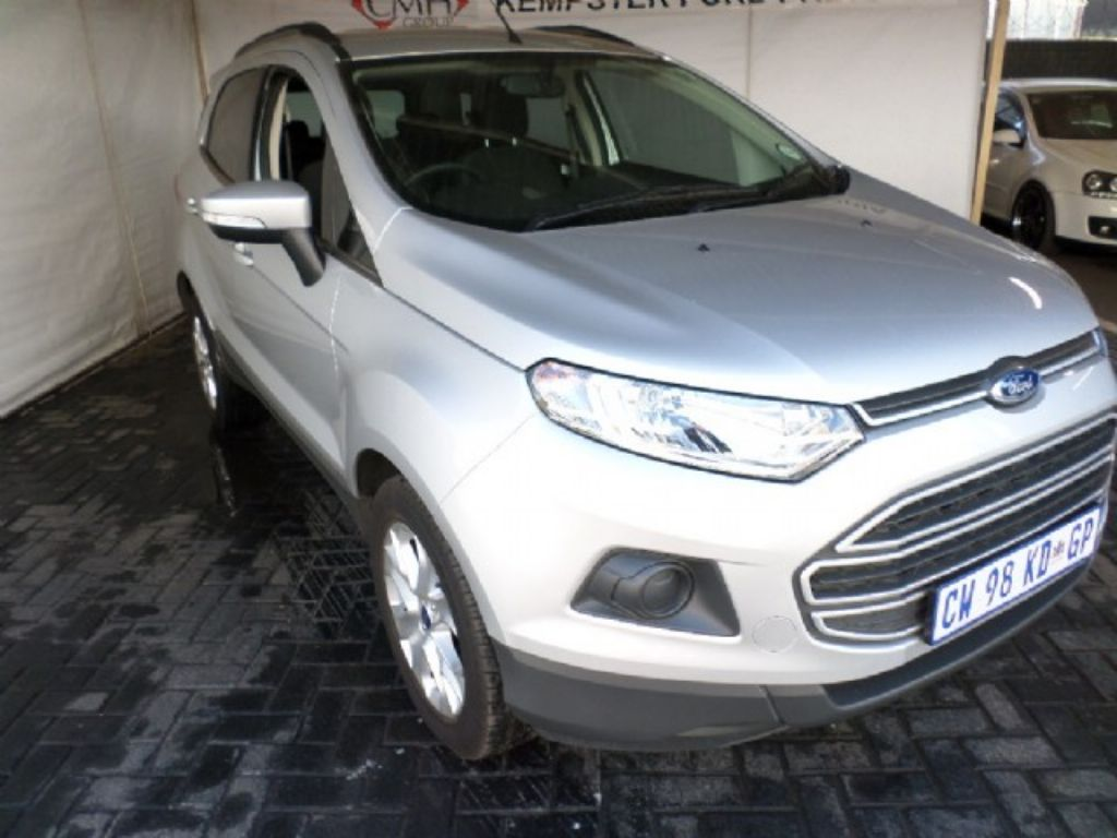 Ford EcoSport 1.0 2013 photo - 4