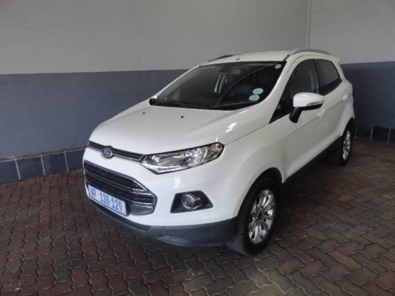 Ford EcoSport 1.0 2013 photo - 7