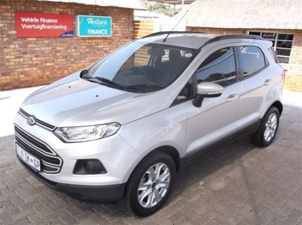 Ford EcoSport 1.0 2013 photo - 8