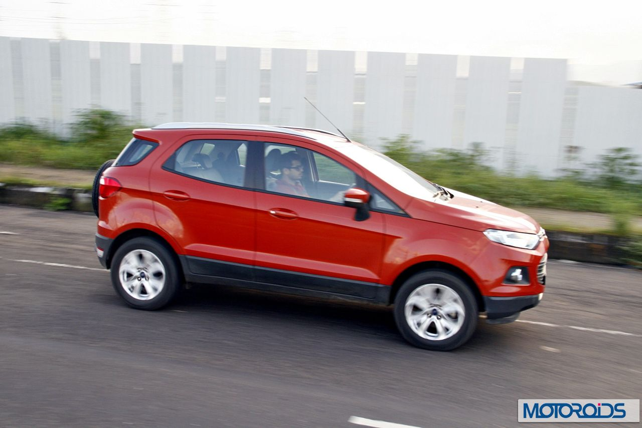 Ford EcoSport 1.5 2013 photo - 1