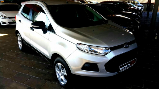 Ford EcoSport 1.5 2013 photo - 10