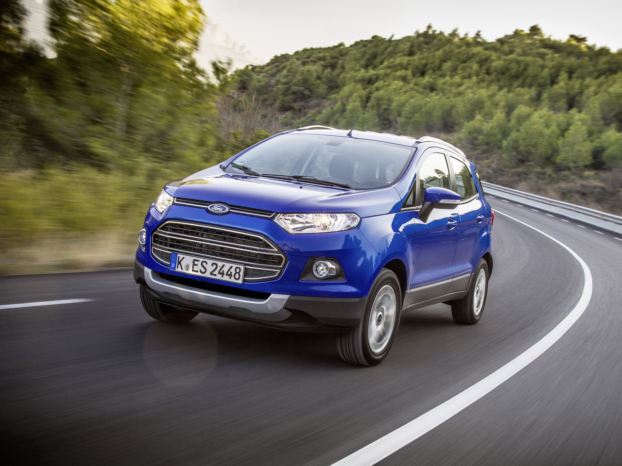 Ford EcoSport 1.5 2013 photo - 11