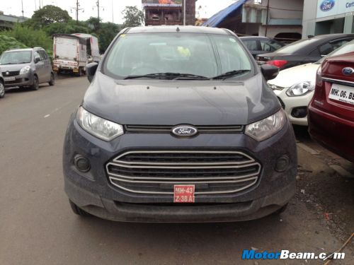 Ford EcoSport 1.5 2013 photo - 12