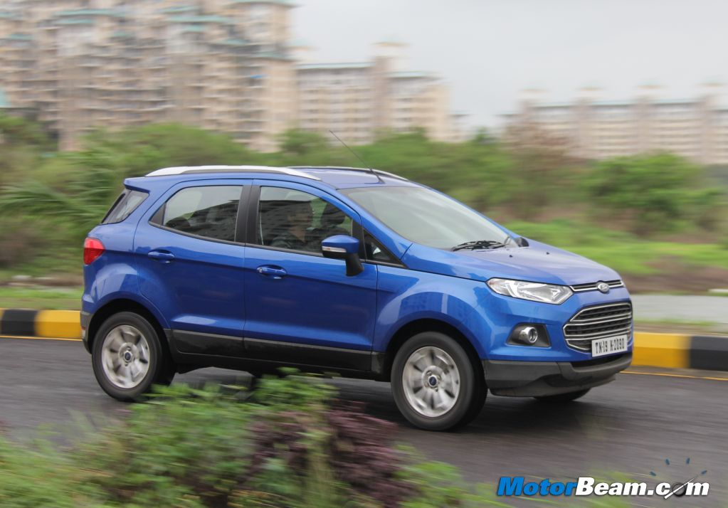 Ford EcoSport 1.5 2013 photo - 7