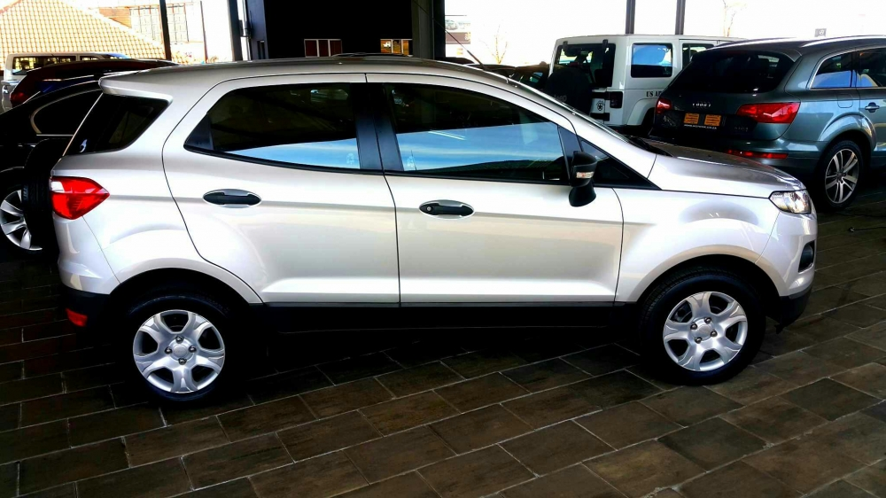 Ford EcoSport 1.5 2013 photo - 8