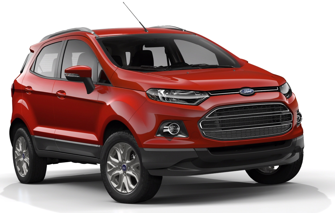 Ford EcoSport 1.6 2013 photo - 1