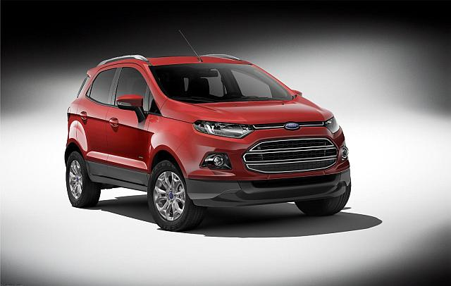 Ford EcoSport 1.6 2013 photo - 10