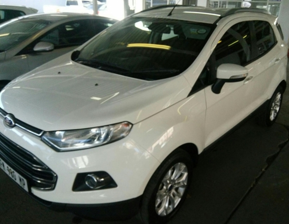 Ford EcoSport 1.6 2013 photo - 11