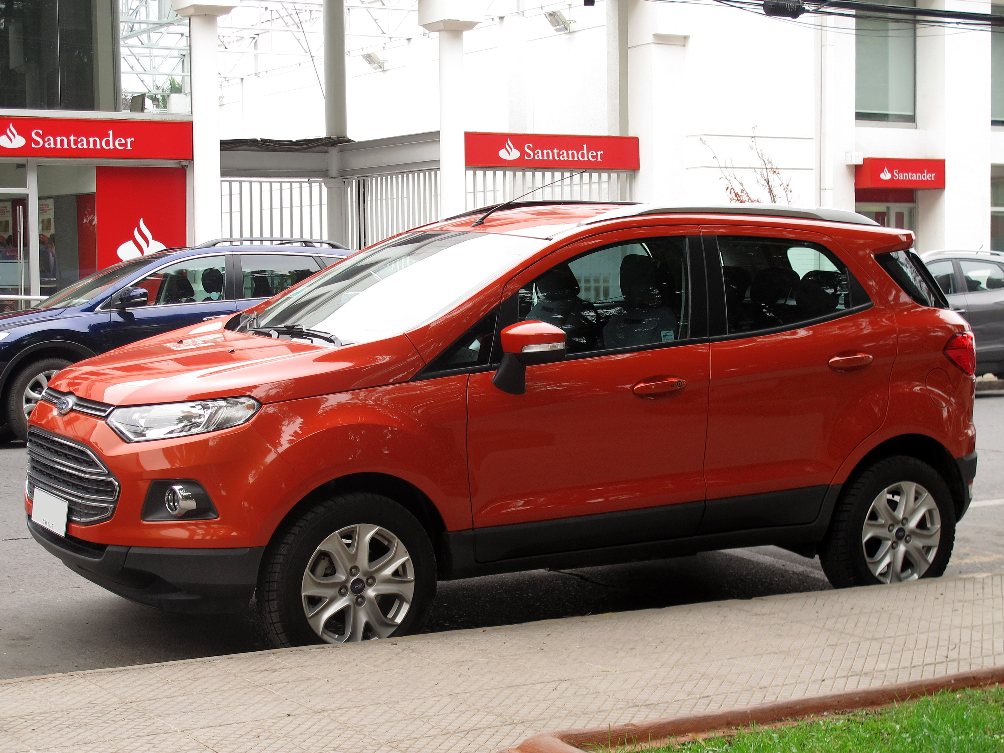 Ford EcoSport 1.6 2013 photo - 2