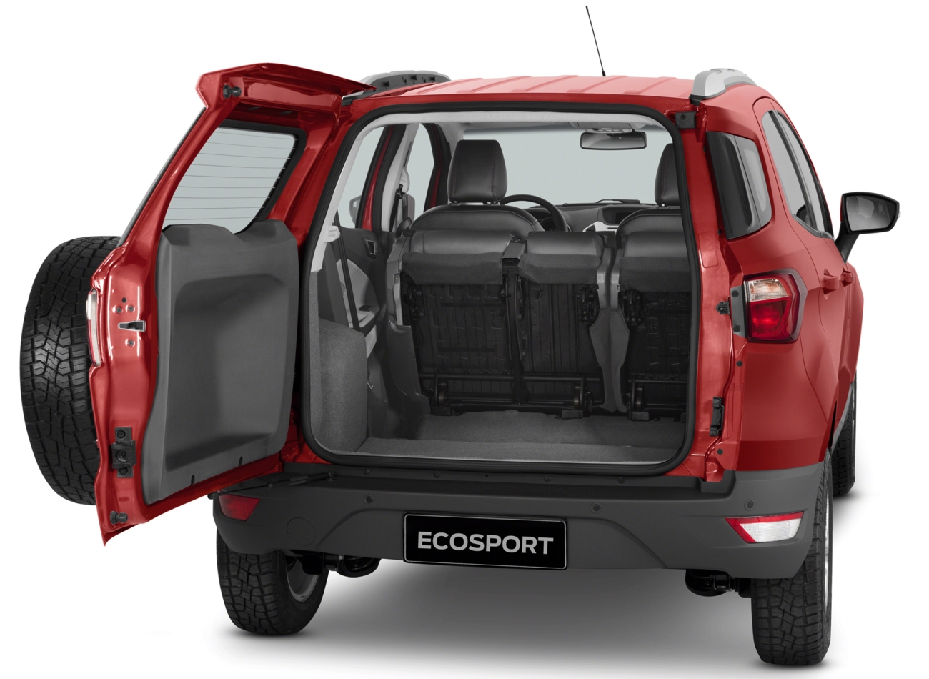 Ford EcoSport 1.6 2013 photo - 5