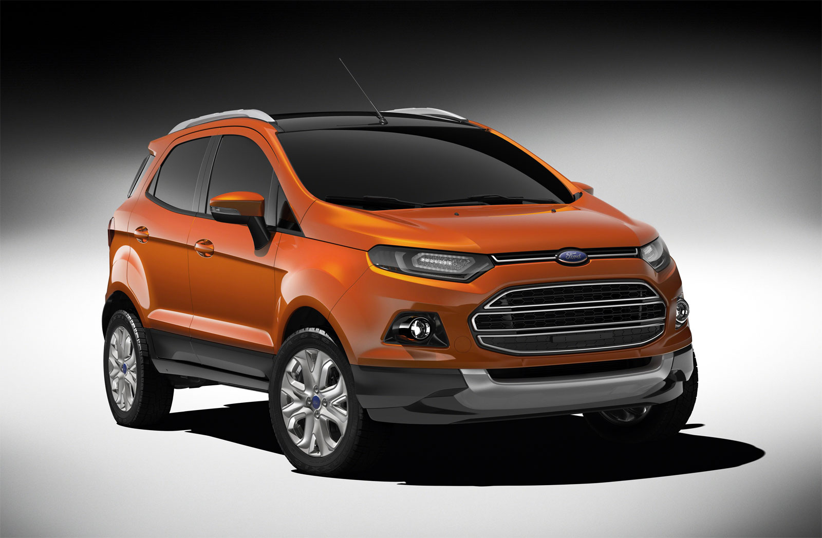 Ford EcoSport 1.6 2013 photo - 6