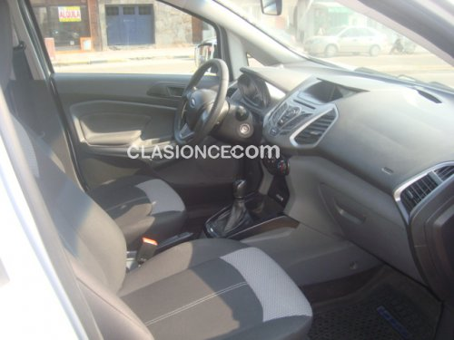 Ford EcoSport 1.6 2013 photo - 7