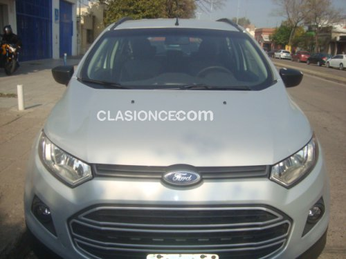 Ford EcoSport 1.6 2013 photo - 8