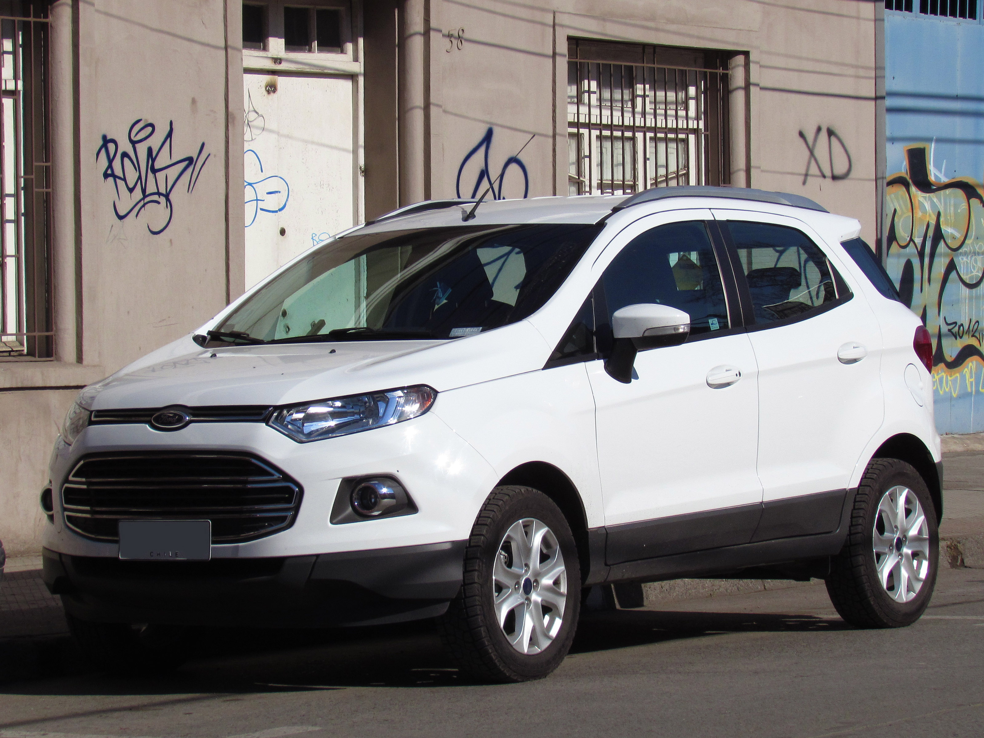 Ford EcoSport 2.0 2014 photo - 1