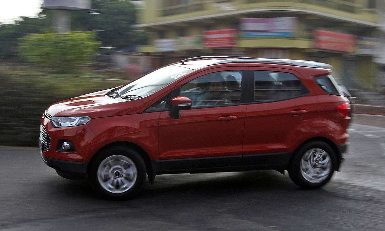 Ford EcoSport 2.0 2014 photo - 11