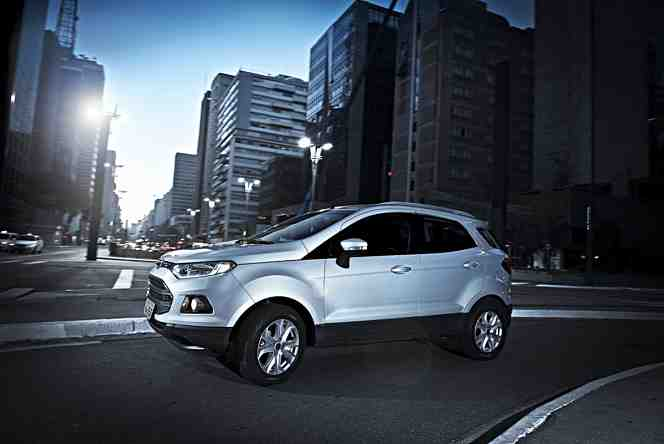Ford EcoSport 2.0 2014 photo - 12