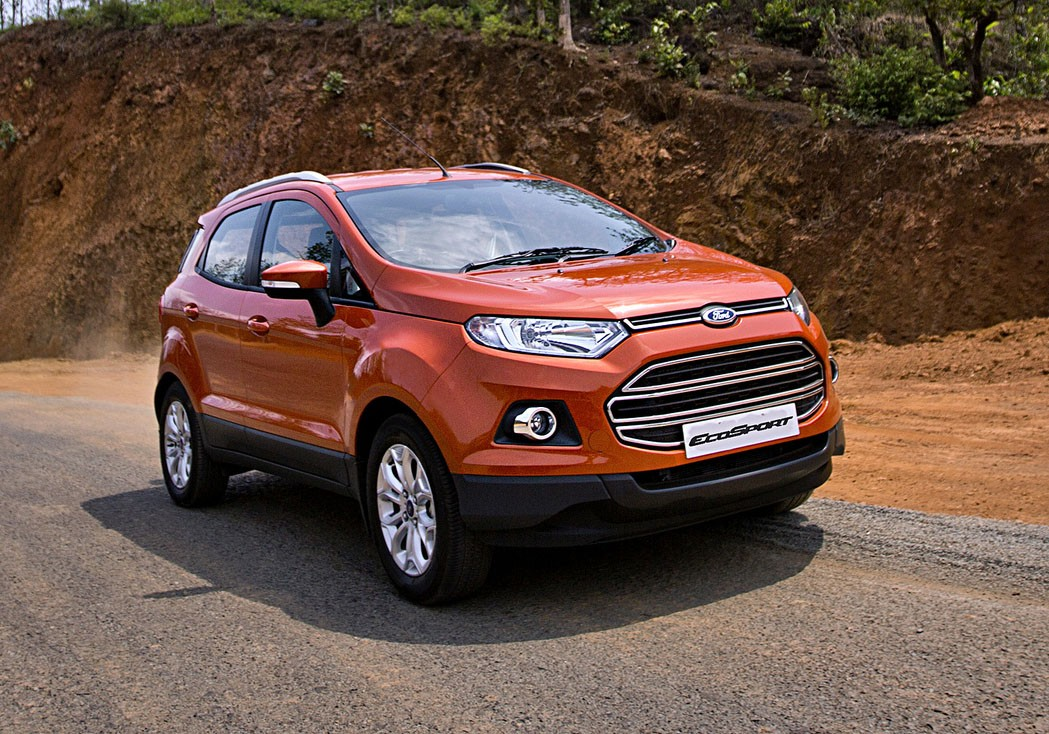 Ford EcoSport 2.0 2014 photo - 4