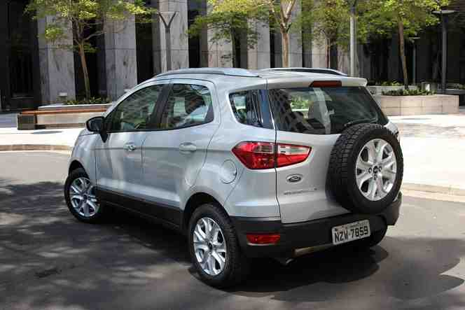 Ford EcoSport 2.0 2014 photo - 5