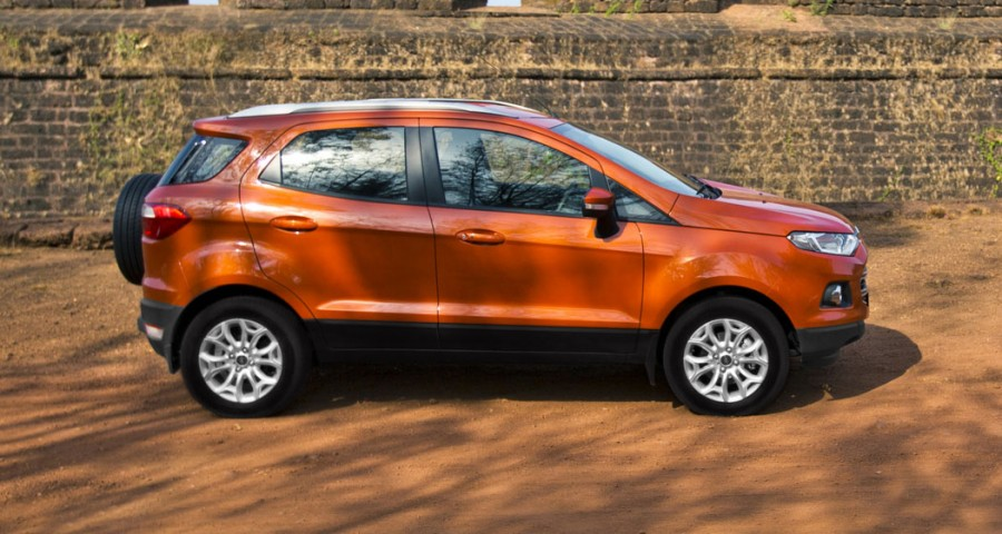 Ford EcoSport 2.0 2014 photo - 7