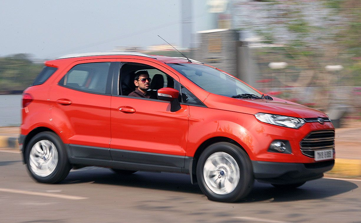Ford EcoSport 2.0 2014 photo - 8