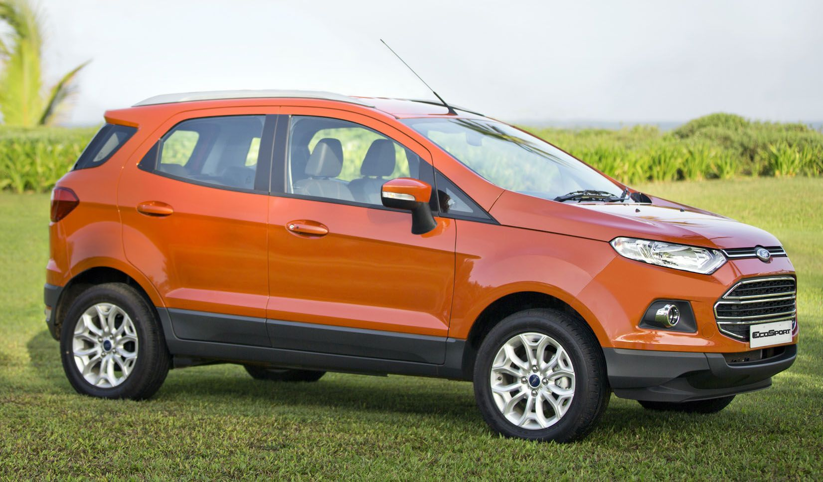 Ford EcoSport 2.0 2014 photo - 9