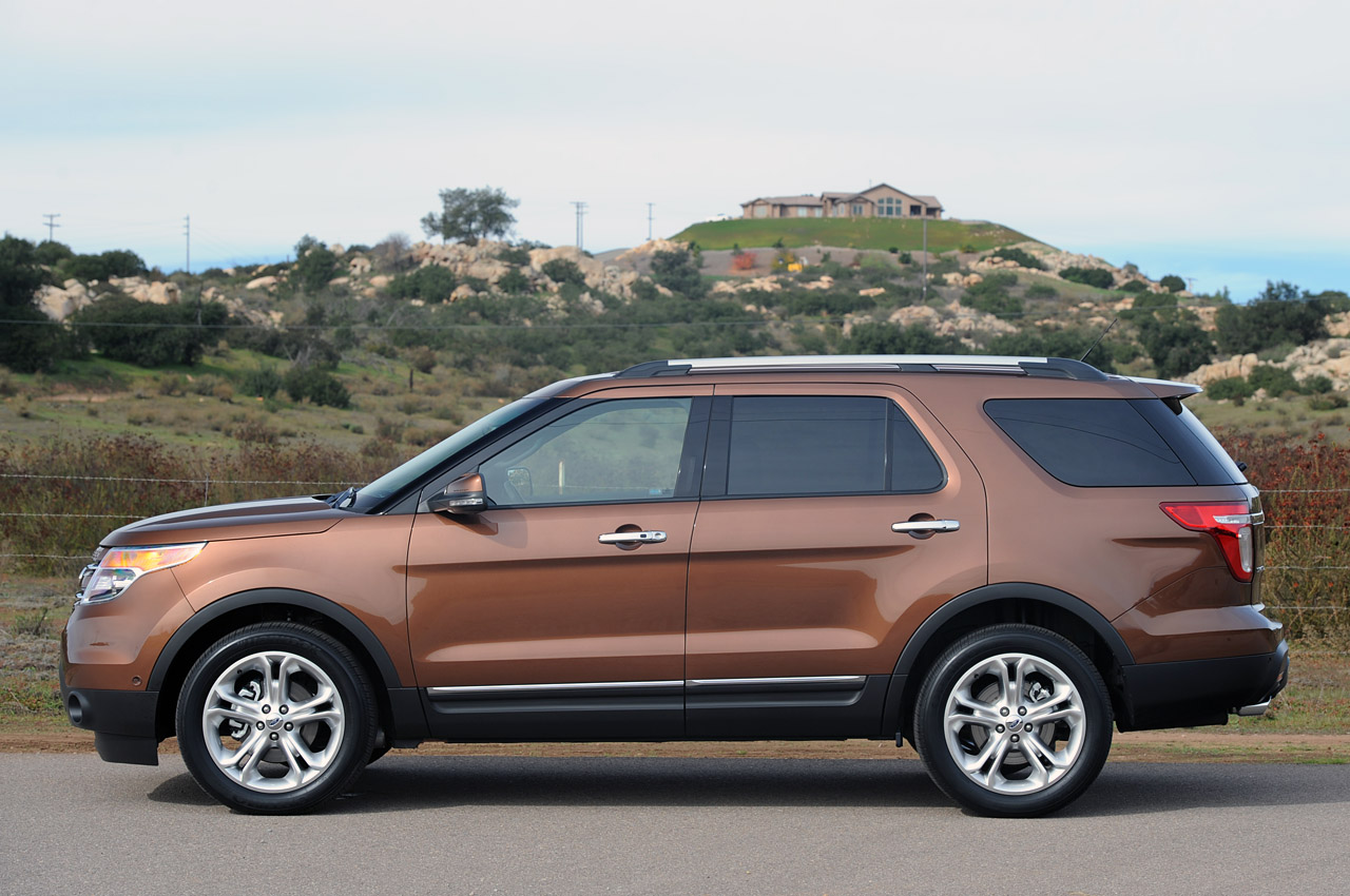 Ford Explorer 2.0 2012 photo - 1