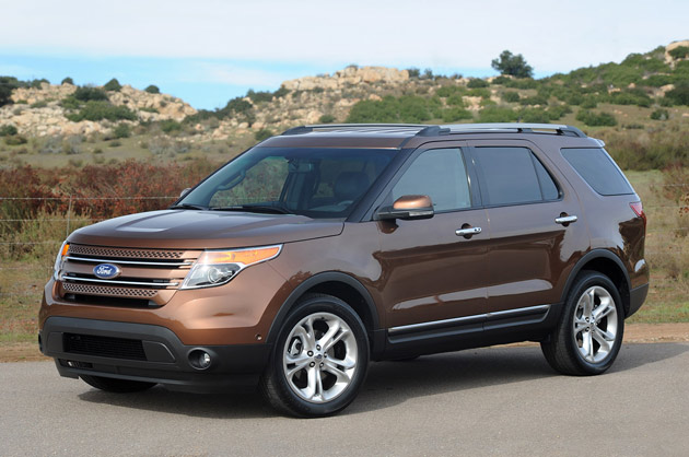 Ford Explorer 2.0 2012 photo - 4