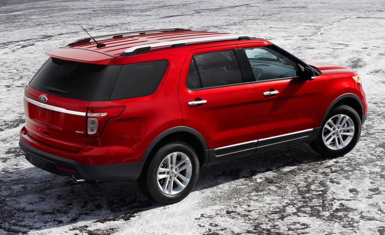 Ford Explorer 3.5 2012 photo - 3