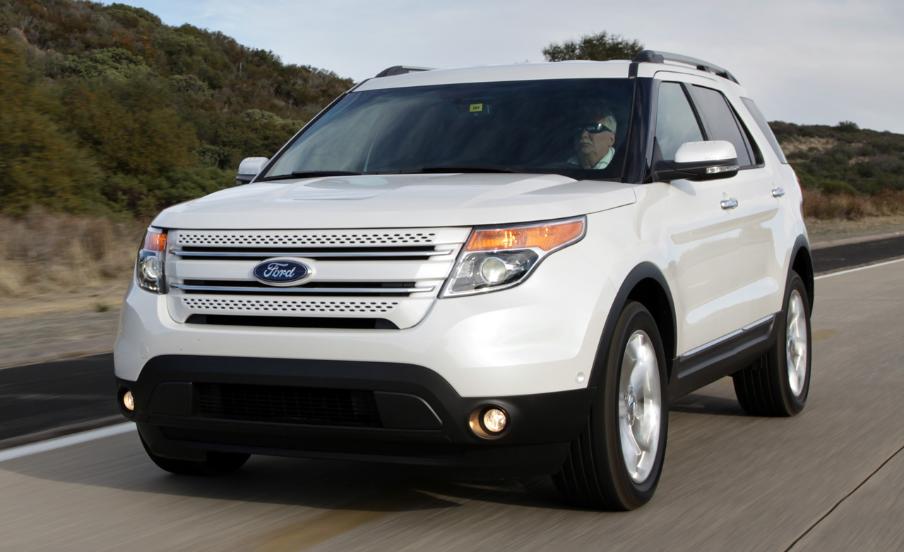 Ford Explorer 3.5 2012 photo - 4