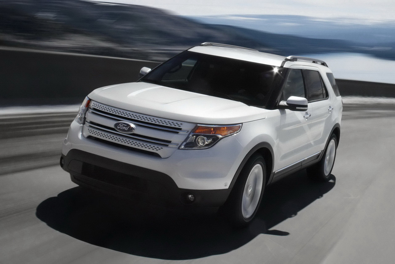 Ford Explorer 3.5 2012 photo - 5