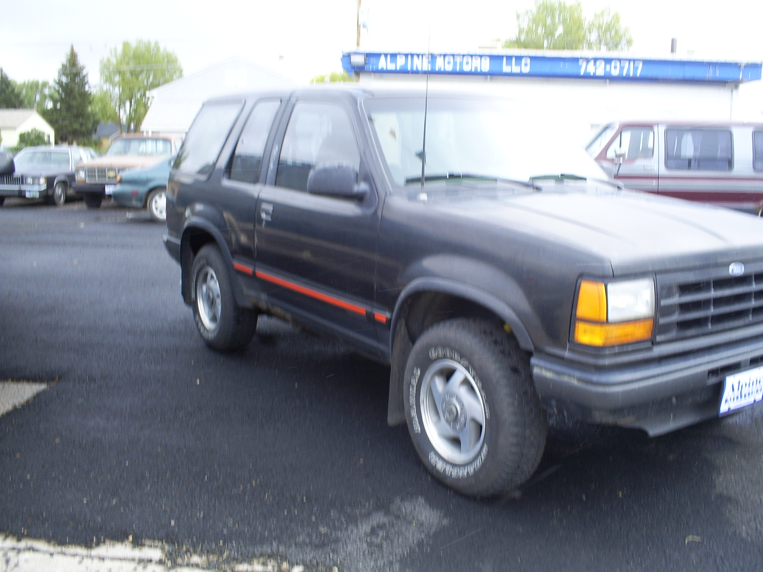 Ford Explorer 4.0 1991 photo - 2