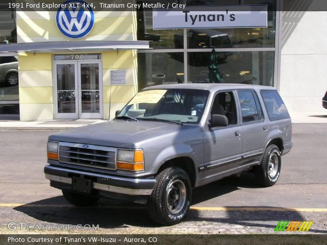 Ford Explorer 4.0 1991 photo - 4