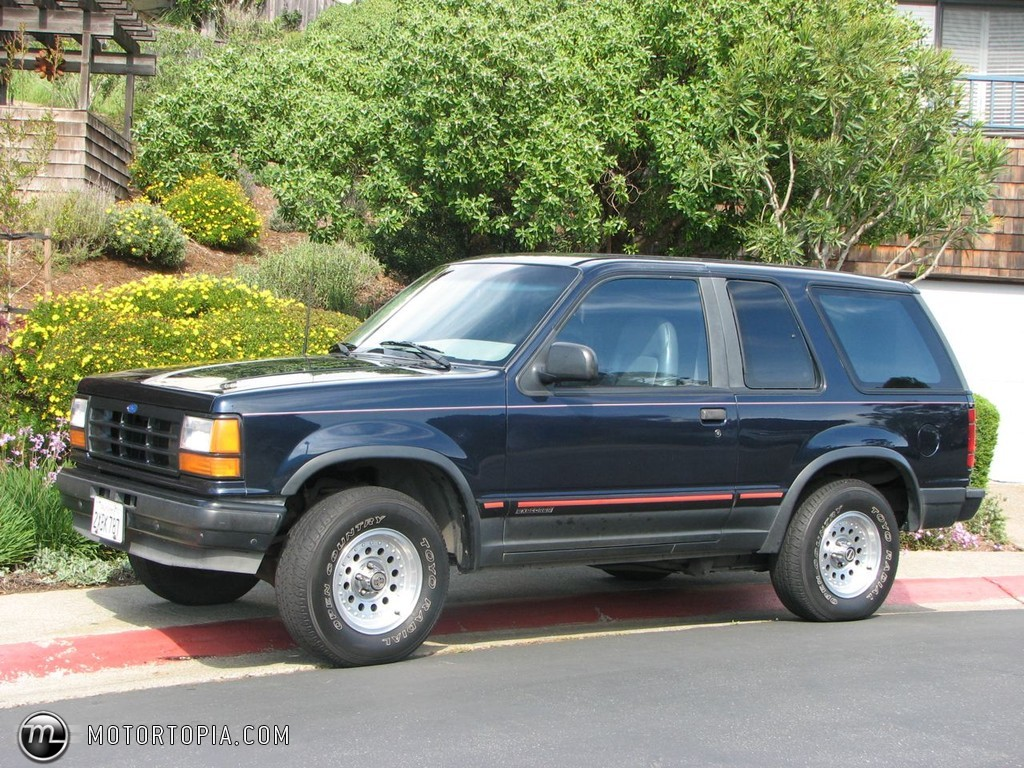 Ford Explorer 4.0 1991 photo - 5