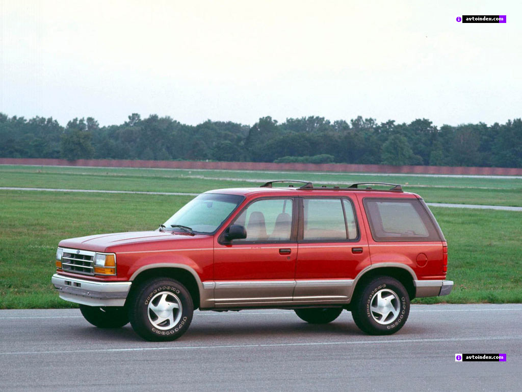 Ford Explorer 4.0 1991 photo - 6