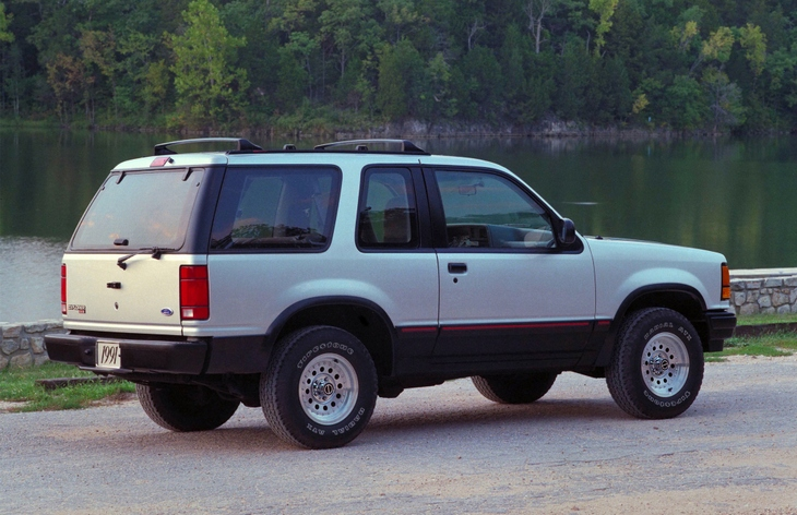Ford Explorer 4.0 1991 photo - 7