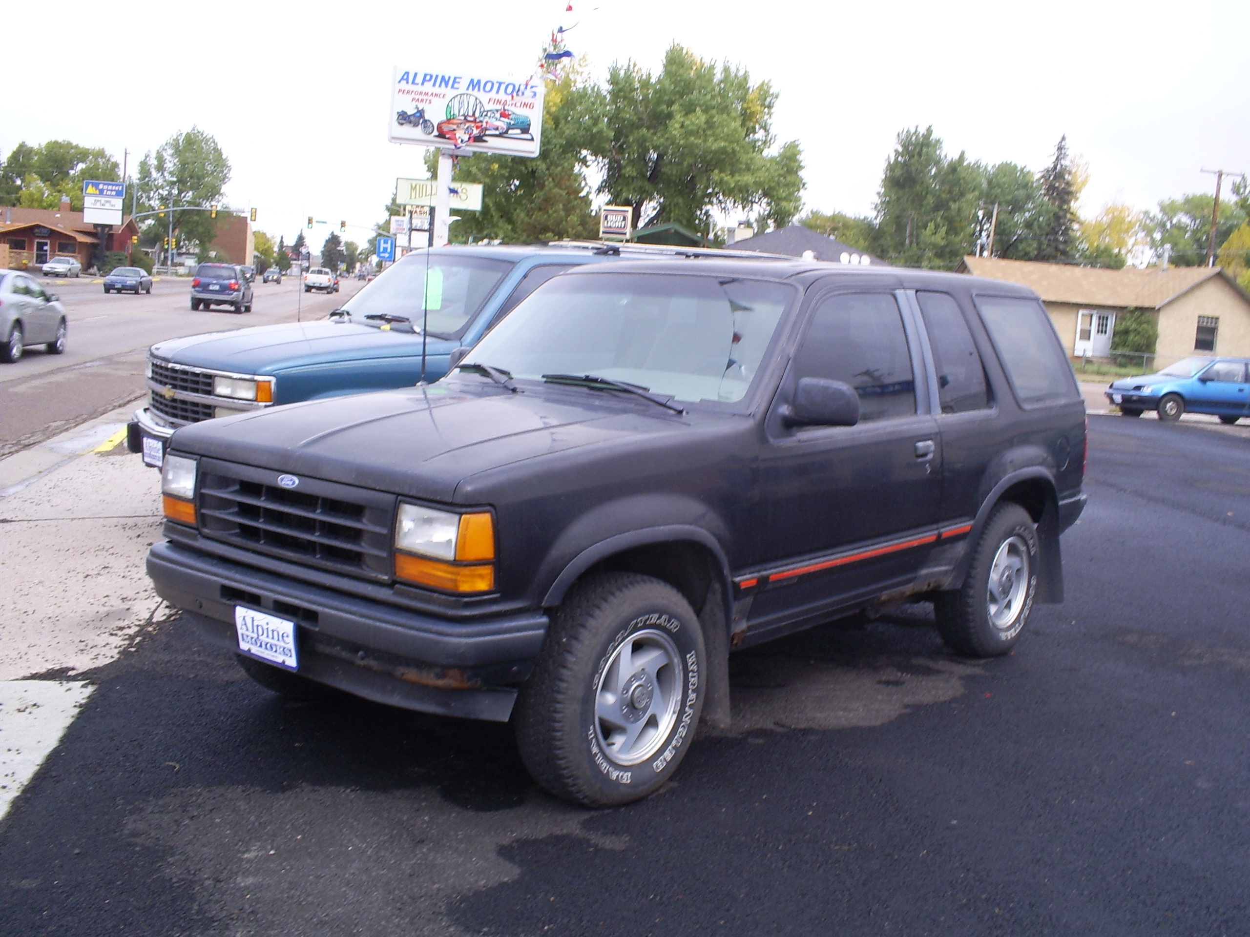 Ford Explorer 4.0 1991 photo - 8