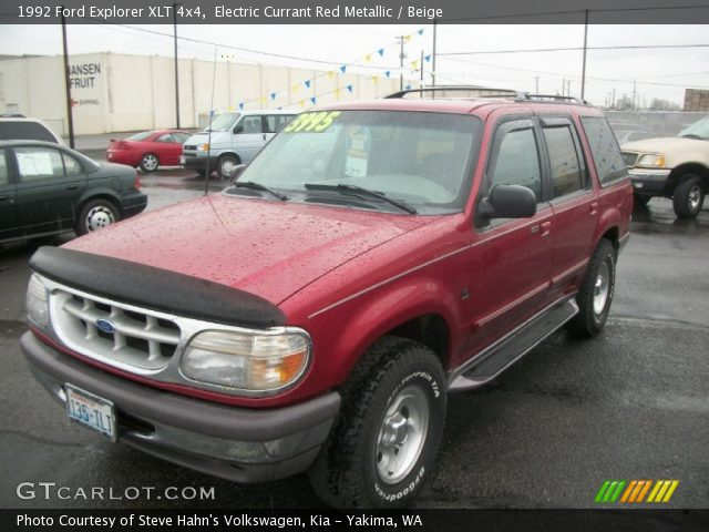 Ford Explorer 4.0 1992 photo - 10