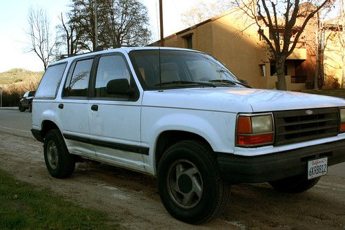 Ford Explorer 4.0 1992 photo - 6