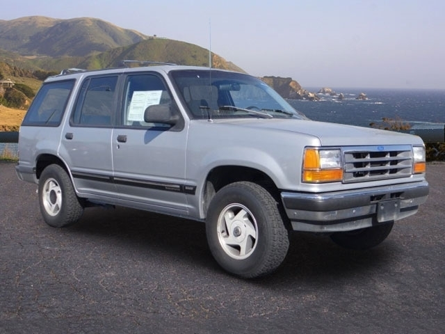 Ford Explorer 4.0 1992 photo - 7