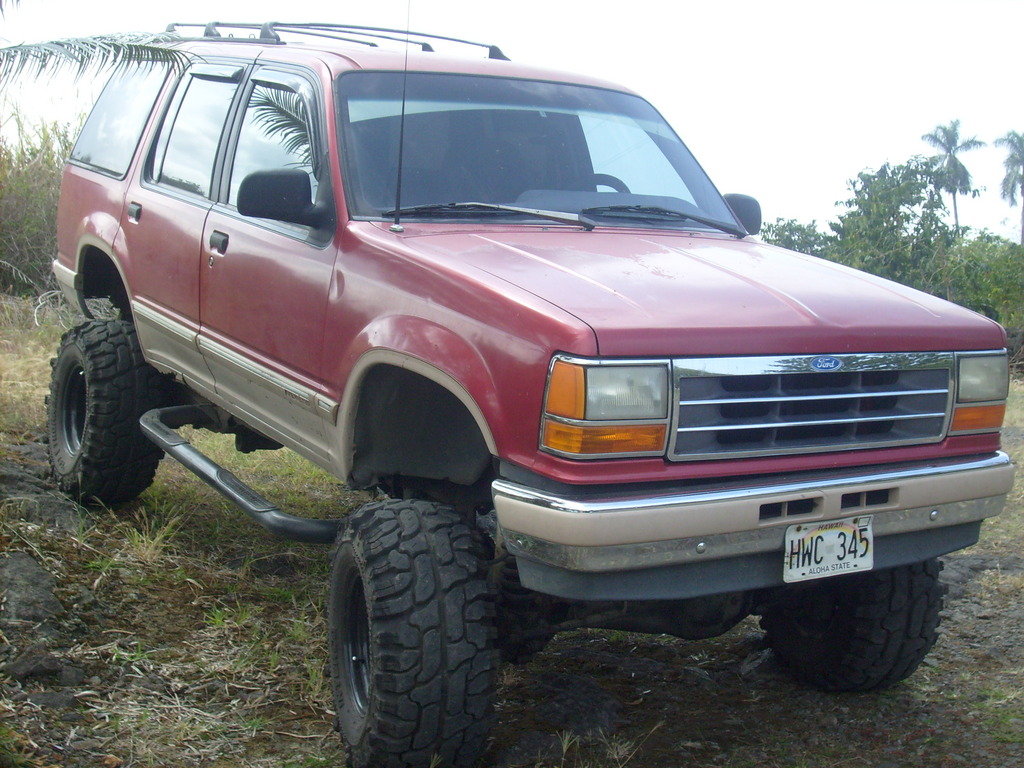 Ford Explorer 4.0 1992 photo - 9
