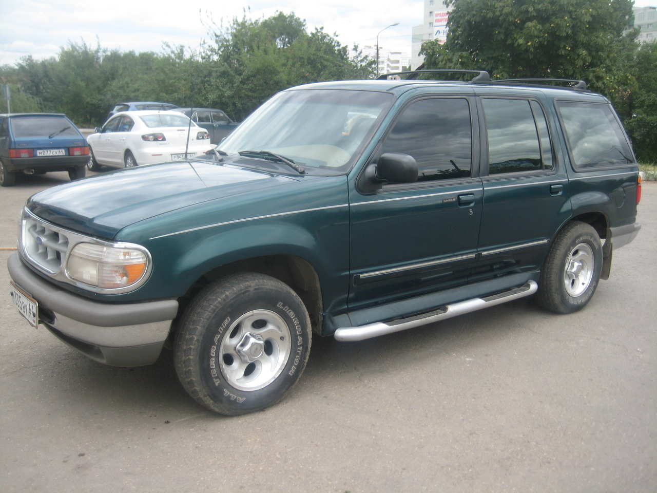 Ford Explorer 4.0 1995 photo - 12