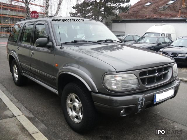 Ford Explorer 4.0 1999 photo - 5