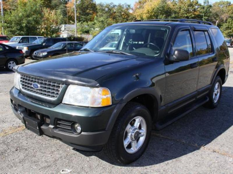 Ford Explorer 4.0 2003 photo - 12