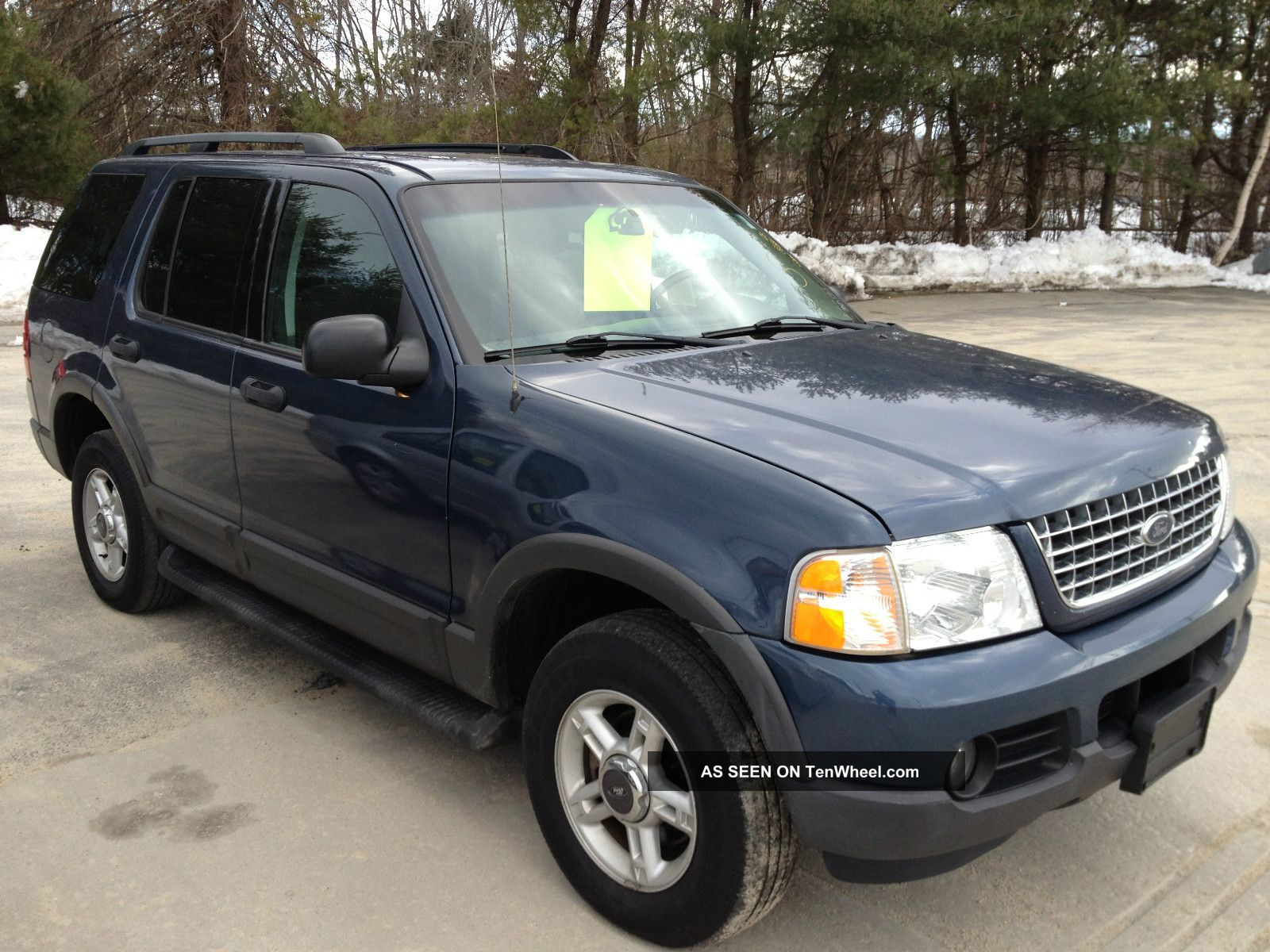 Ford Explorer 4.0 2003 photo - 5