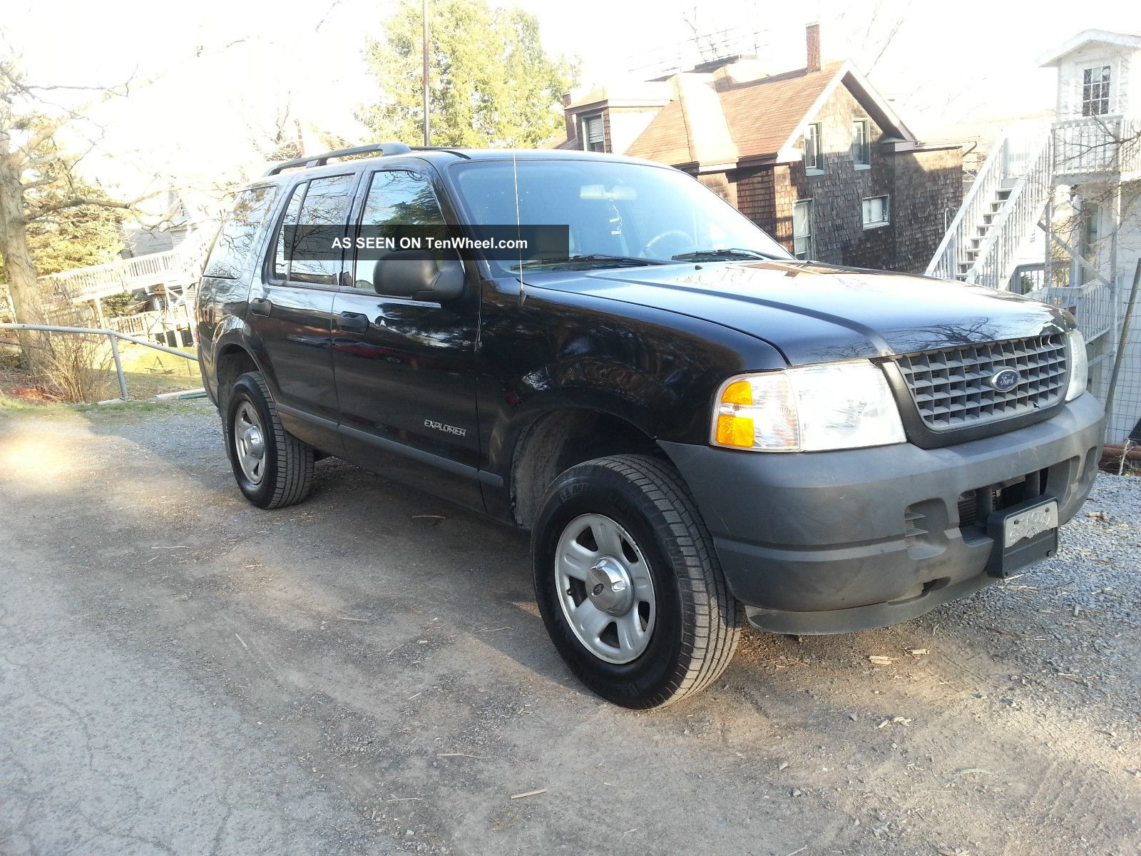 Ford Explorer 4.0 2004 photo - 11