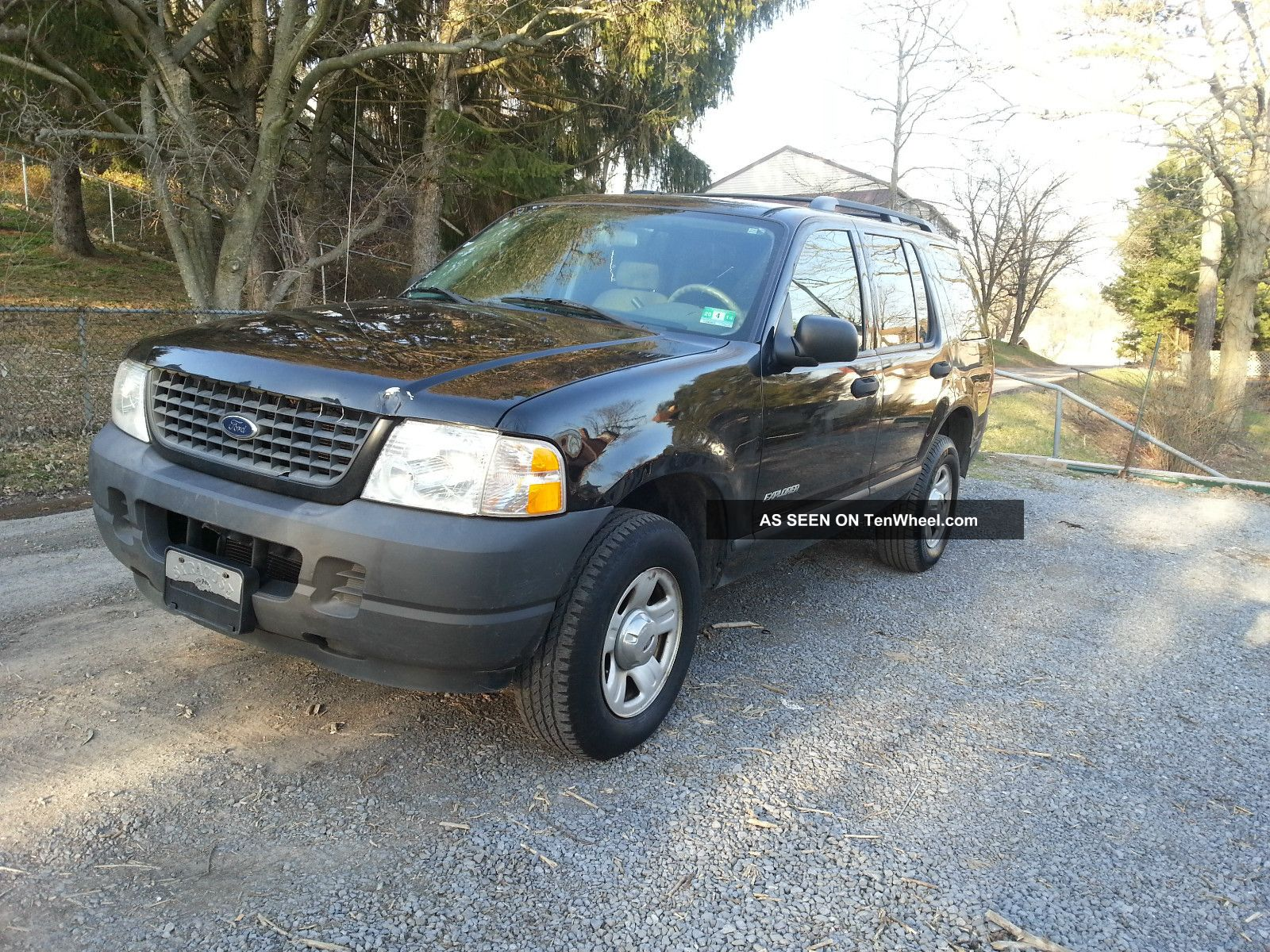 Ford Explorer 4.0 2004 photo - 12