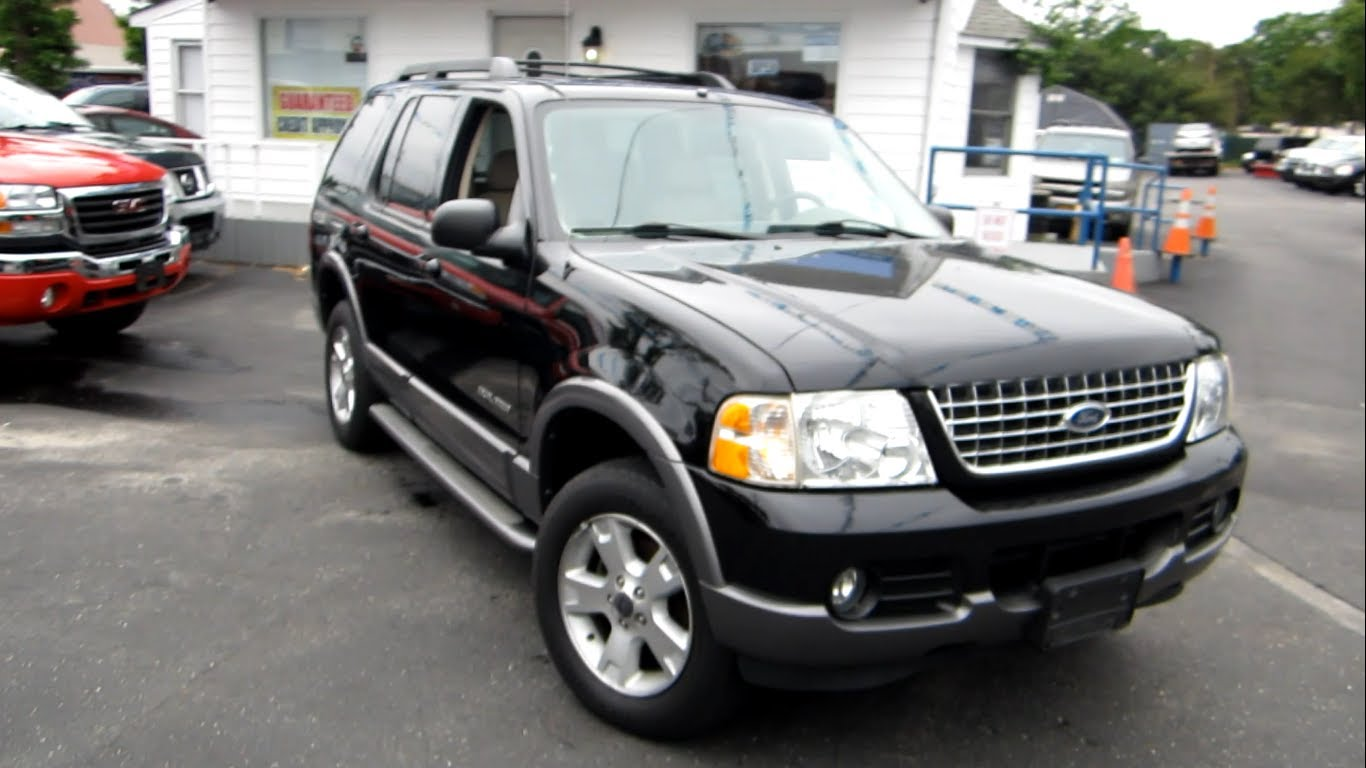 Ford Explorer 4.0 2005 photo - 3